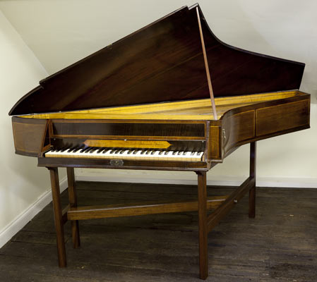The Music Room Workshop - Harpsichords, Spinets and Square